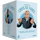 L'Essentiel de Louis de Funès - Coffret 8 DVD