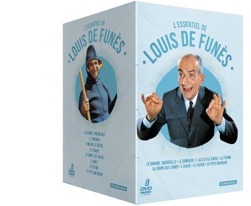 Louis de Funes l Essentiel 8 Coffret [Edizione: Francia]
