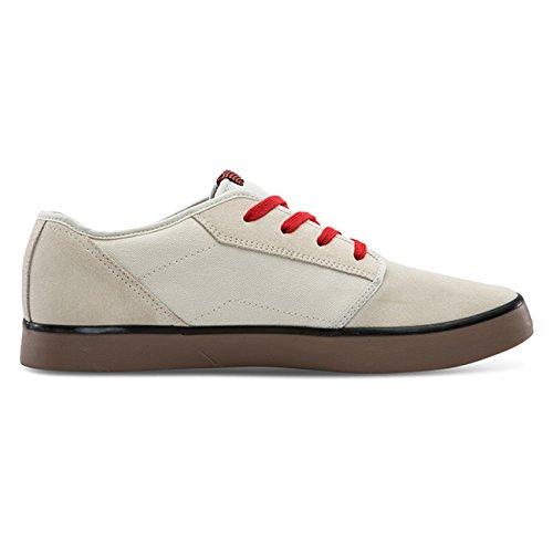 Volcom - Grimm 2 Chaussure, Scarpe Da Skateboard Uomo Off White