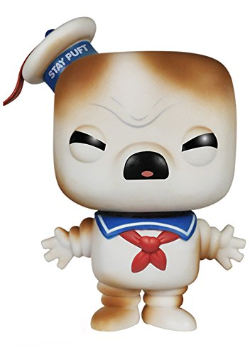 Funko 4382 No Actionfigur Ghostbusters: Toasted Stay Puft, Mehrfarbig, 6 Zoll