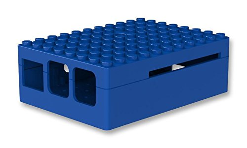 Price comparison product image Pi-Blox Lego Case for Raspberry Pi - Blue