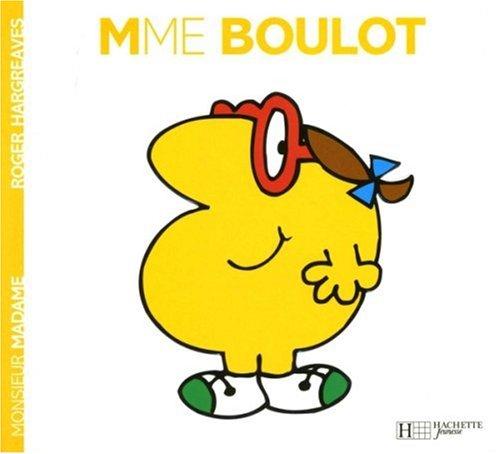 Collection Monsieur Madame (Mr Men & Little Miss): Madame Boulot