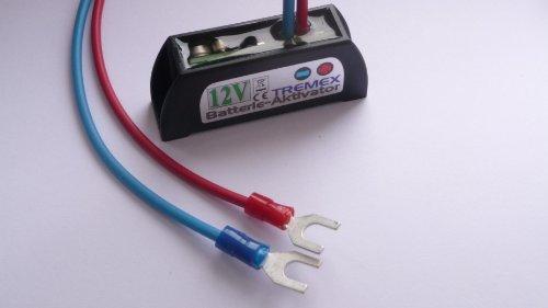 Preisvergleich Produktbild Tremex Aktivator für 12V Bleiakku , Autobatterie , Motorradbatterien u.a.