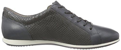 Ecco Ecco Touch Sneaker, Baskets Basses femme Gris - Grau (DARK SHADOW/DARK SHADOW56586)