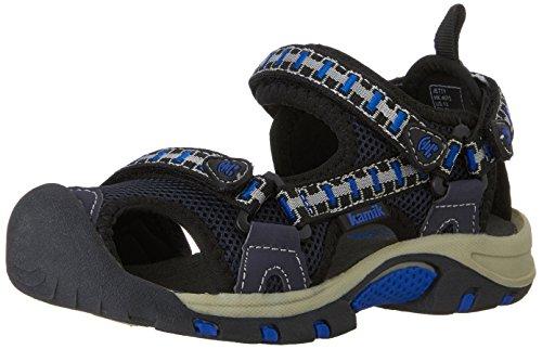 Kamik JETTY, Unisex-Kinder Geschlossene Sandalen, Blau (NAVY/NAV), 30 EU