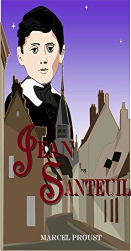 Portada del libro Jean Santeuil: Con nuevas notas de referencias, portada y prefacio