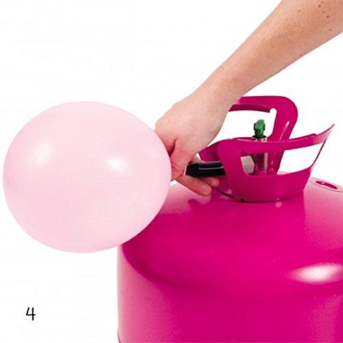 XXL Heliumflasche 420 Liter (0,42 m³) - 6