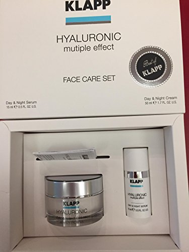 Hyaluronic Day & Night Serum 15ml und Day & Night Cream 50ml