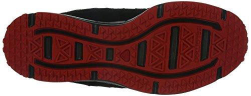 Salomon Herren Kalalau, Grau schwarz/rot