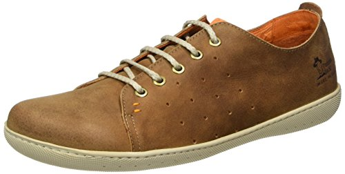 Panama Jack Ireland, Baskets Basses Homme Braun (Bark)
