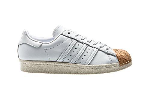 adidas Originals Superstar 80s Cork W, FTWR White-FTWR White-Off White