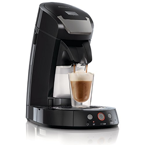 Philips Senseo Hd7853 Cappuccino Select Coffee Pod Machine 220v+transformer