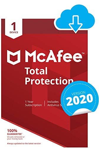 McAfee Total Protection 2020 | 1...