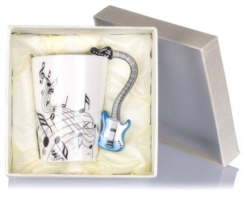 Keramiktasse mit Motiv Henkel - Weiß Bedruckt