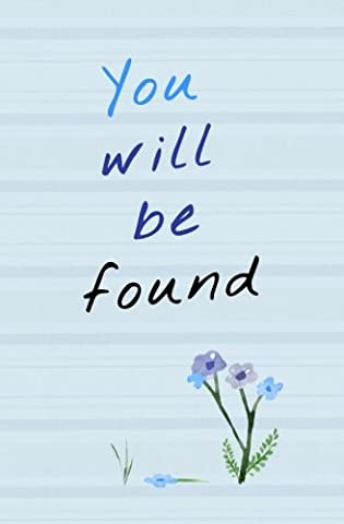 You Will Be Found: Blank Journal and Broadway Musical Gift