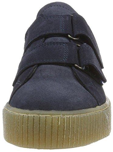 Tamaris Damen 24661 Sneakers Blau (NAVY 805)