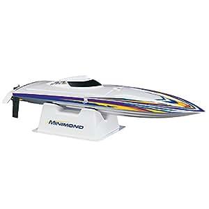 Aquacraft - AQUB1806 - MiniMono - Bateau de course radiocommandé RTR