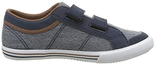 Le Coq Sportif Saint Gaetan Ps Craft, Scarpe da Ginnastica Basse Unisex – Bambini Blu (Dress Blue)