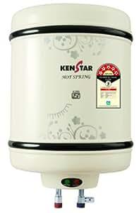 Kenstar Hot Spring KGS15W5M 15-Litre Storage Water Heater (Cream)