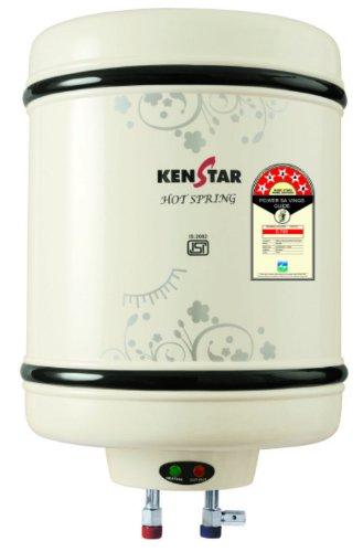 Kenstar KGS15W5M-GDE 15-Litre 2000-Watt Storage Water Heater (Ivory)