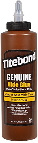 Titebond Liquid Hide Glue 16 Oz 5014 by Titebond - Titebond Ca