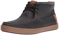 Aldo Mens Lovelasien Lace-up Boot, 8 D(M) US, Black Leather