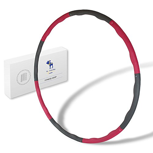 the-friendly-swede-gewichtete-fitness-hoop-trainingsreifen-12-kg-rosa-grau
