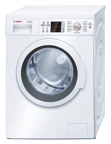 Bosch WAQ28421 Waschmaschine Frontlader Avantixx 7 / A+++ / 1400 UpM / 7 kg / Weiß / VarioPerfect /...