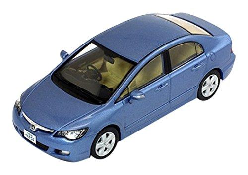 norev-ixoprd428-massstab-1-43-ixo-2006-honda-civic-blau-modell-auto