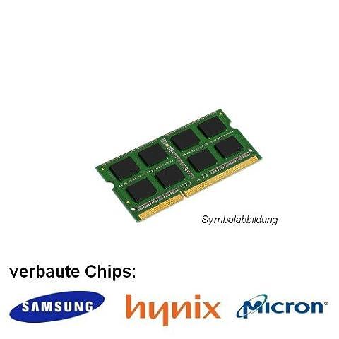1GB (1x 1Go) pour Acer TravelMate 8100Series (8102, 8103, 8104, 8106) DDR2(PC24200S) So DIMM mémoire RAM