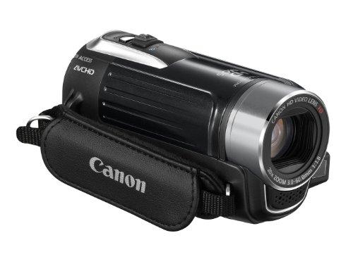 Canon LEGRIA HF R18 AVCHD-Camcorder (Dual-Flash-Memory, 20-fach opt. Zoom, 6,7 cm (2,7 Zoll) Display) schwarz