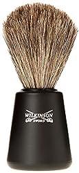 Wilkinson Sword Rasierpinsel Herren Rasur Nassrasur feinstes Dachshaar, 1 St