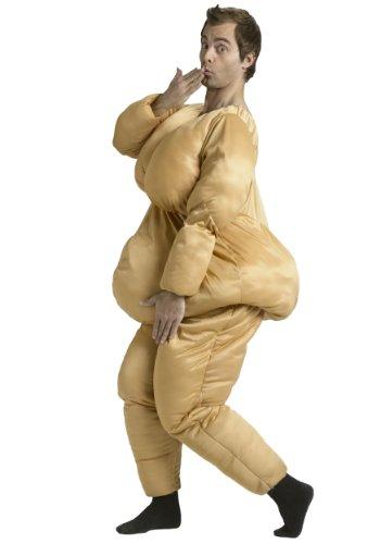 Adult Fat Suit Fancy dress costume Standard