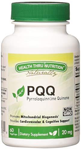 (Health Thru Nutrition pqq 20mg 60 veggie kapseln)