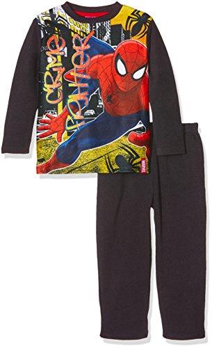 DC-Comics-Spiderman-Crime-Fighter-Pyjama-Set-Pijama-para-Nias
