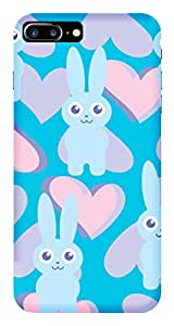 WOW 3D Printed Designer Mobile Case Back Cover For Apple iPhone 7 Plus / iPhone 7 Plus