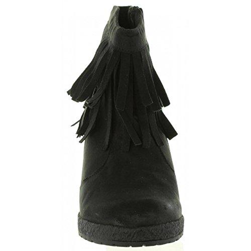 Mtng Black Femme Bottes