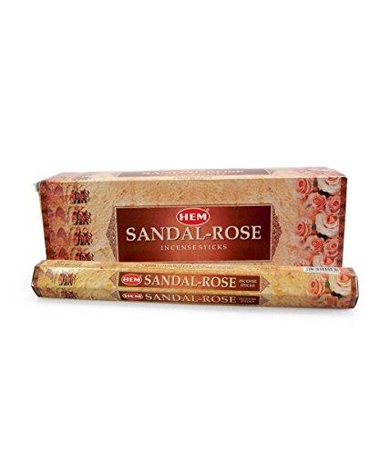 hem-hexagonal-sandal-rose-6x20-raucherstabchen-grosspackung
