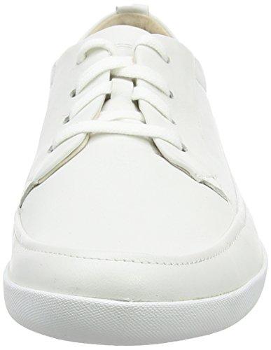 Josef Seibel Ciara 01 Damen Sneakers Weiß (weiss)