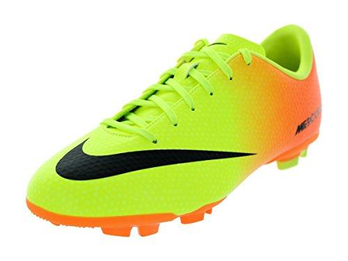 Nike - Football - jr mercurial victory iv fg Jaune