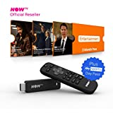 NOW TV Smart Stick with 3 month Entertainment Pass and Sky Sports Day