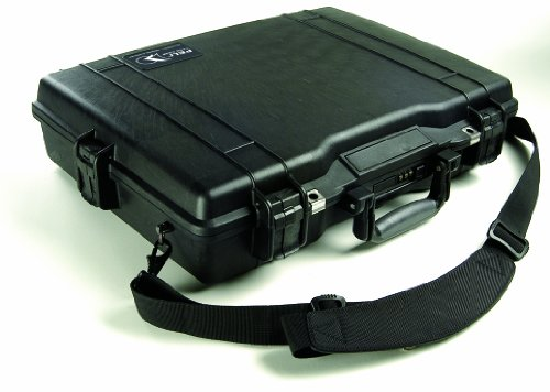 Peli Transportkoffer 1495NF Schutzkoffer 1495 Case No Foam Black (No Foam)
