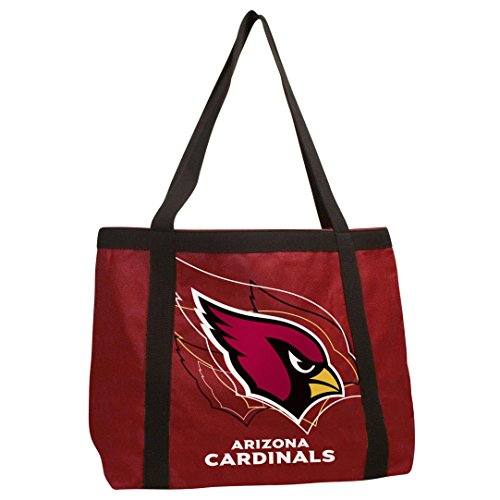 Littlearth NFL Team Heckklappe Tote, 73018-CARD, rot -