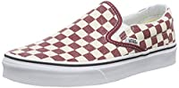 Vans Classic Slip-On, Unisex Adults' Low-Top Sneakers, Multicoloured, 7.5 UK