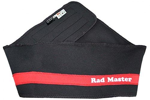 RadMasters, Nierengurt Nierenwärmer Rückenprotektor, Größe:5XL