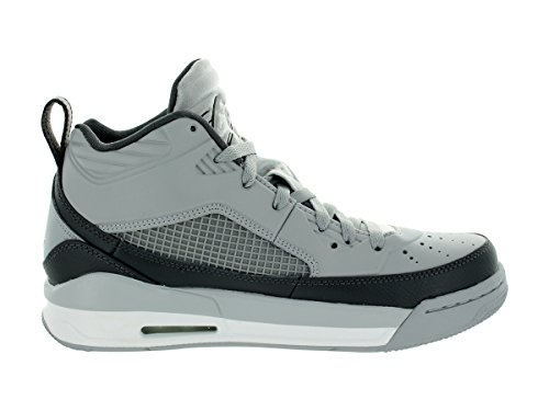 Air Jordan Flight Mens Hi Top pallacanestro formatori 654262 scarpe da tennis Grigio