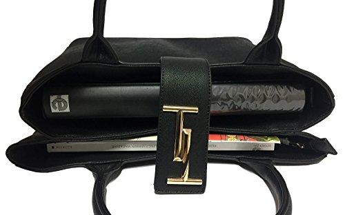 Kukubird Dakota In Ecopelle Con T Forma Emblema Dettaglio Design Top-manico Spalla Tote Handbag apricot El Pago De Visa Oficial En Línea Barata Pago De Descuento Con Paypal Aclaramiento De Bajo Coste CioBkMWBU