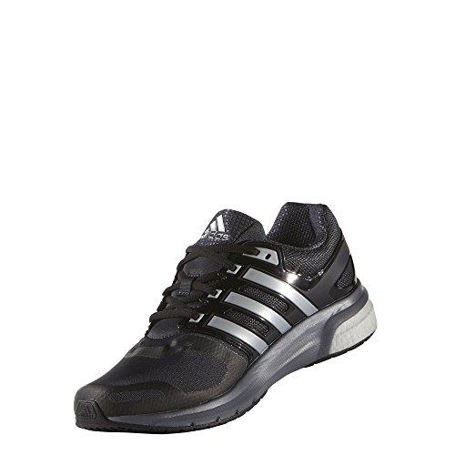 adidas , Chaussures de course pour homme Black Silver White AQ6632