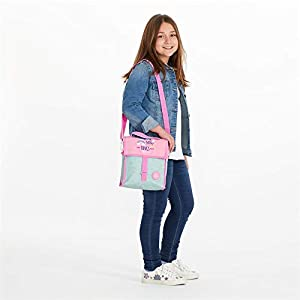 41d%2BwMlqdcL. SS300  - Roll Road Little Things Mochila tipo casual, 25 cm, 6 litros, Rosa