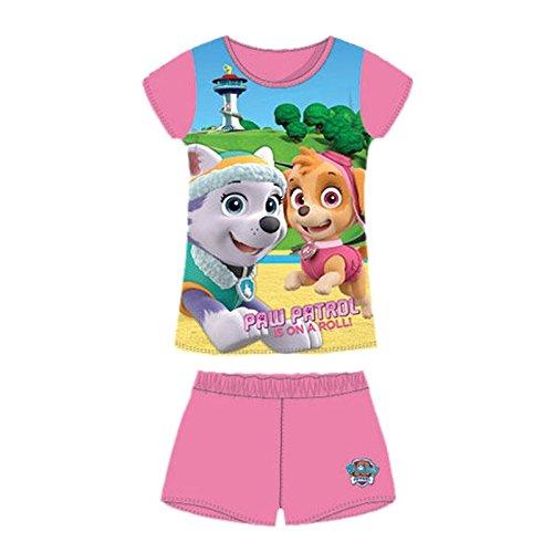 Patrulla Canina Niña Pijama Rosa Talla 4 Años